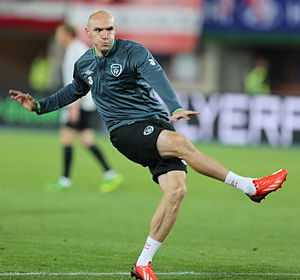 FIFA WC-qualification 2014 - Austria vs Ireland 2013-09-10 - Conor Sammon 06.JPG