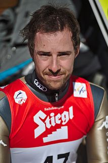 Armin Bauer Italian Nordic combined skier