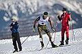FIS Nordic Combined Continental Cup Eisenerz 20170212 David Welde DSC 2416.jpg