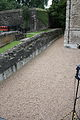 FORMER DOCK RETAINING WALLS TO MOAT AROUND JEWEL HOUSE, OLD PALACE YARD SW1 5.jpg