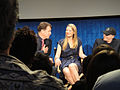 FRINGE On Stage @ the Paley Center - John Noble, Anna Torv, Akiva Goldsman (5741152485).jpg