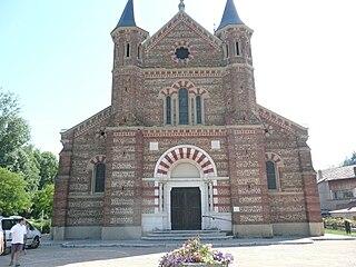 Roybon Commune in Auvergne-Rhône-Alpes, France