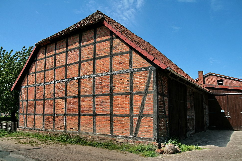 Fachwerkhaus in Brelingen IMG 7657