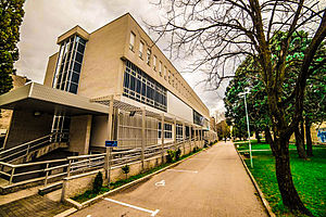 Faculty of Humanities, University of Mostar - Faculty of Humanities in Mostar