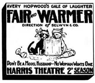 <i>Fair and Warmer</i>