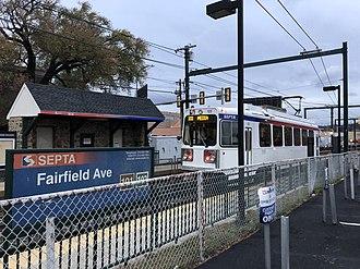 Fairfield Avenue station - Fairfield Avenue station