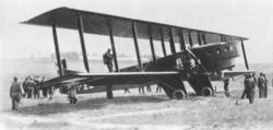 A Farman F.60 Goliath