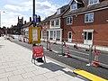 Farnham social distancing lane closure 4.jpg