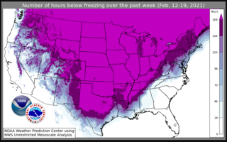 2020–21 North American winter 2020-21 North American winter