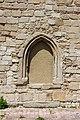 Feldebrő - római katólikus plébániatemplom - XV. sz.-i gótikus ablakkeret - panoramio.jpg