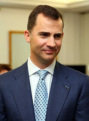 Politics of Spain - King Felipe VI of Spain