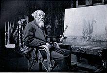Felix Ziem dans son atelier.jpg