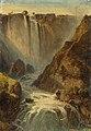 Ferdinand Bellermann - Der Wasserfall von Terni (1853).jpg