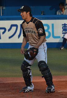 Tomoya Ichikawa Japanese baseball player