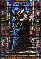 Filippino lippi (dis.), vetrate dela cappella strozzi, 1503, 02.JPG