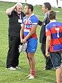 Finale Campionato di Eccellenza di rugby a 15 2010-2011, Andrea Bacchetti.JPG