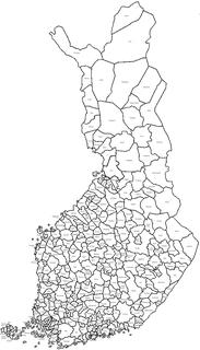 Municipalities of Finland