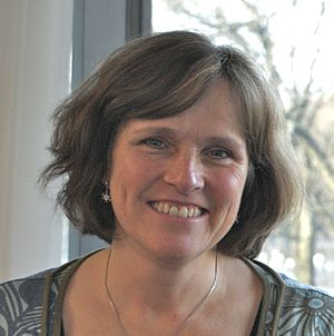 Fiona Ritchie - At Univ. of Stirling, UK – Jan 2011