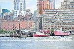 Fireboat John J. Harvey at Pier 66 - 01 (9440848057).jpg