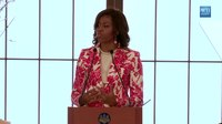 File:First Lady Michelle Obama Gives Remarks at a Let Girls Learn Event in Tokyo, Japan.webm