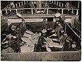 Fishermen cleaning halibut, ca 1920 (MOHAI 6315).jpg