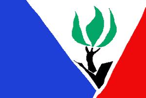 Hazelwood, Missouri - Image: Flag of Hazelwood, Missouri