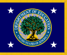 Flag of the United States Secretary of Education.png