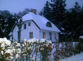Forester's lodge - Image: Flensburger Forsthaus