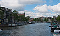 Flickr - Laenulfean - canal in Amsterdam.jpg
