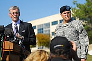 Flickr - The U.S. Army - Army Secretary John McHugh and Army Chief of Staff Gen. George Casey at Fort Hood