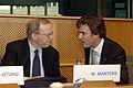 Flickr - europeanpeoplesparty - EPP Political Bureau 9 November 2006 (104).jpg