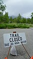 Flooded Columbia River in 2011- Trail Closed Sign.jpg