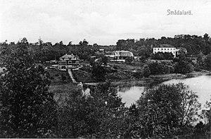 Smådalarö Gård - Smådalarö gård