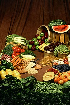"The term ""natural"" is applied to many foods, but does not have a consistent meaning. Foods.jpg"