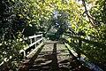 Footbridge at Brandon - geograph.org.uk - 1025838.jpg