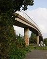 Footbridge over Clive Sullivan Way - geograph.org.uk - 260191.jpg