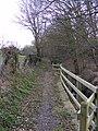 Footpath 17, to Bruisyard Road - geograph.org.uk - 1740797.jpg