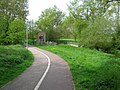 Footpath and cycle path - geograph.org.uk - 1270284.jpg