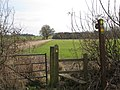 Footpath to Haseley south of Waste Green - geograph.org.uk - 1768296.jpg