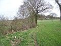 Footpath to Sutton Mandeville - geograph.org.uk - 737676.jpg