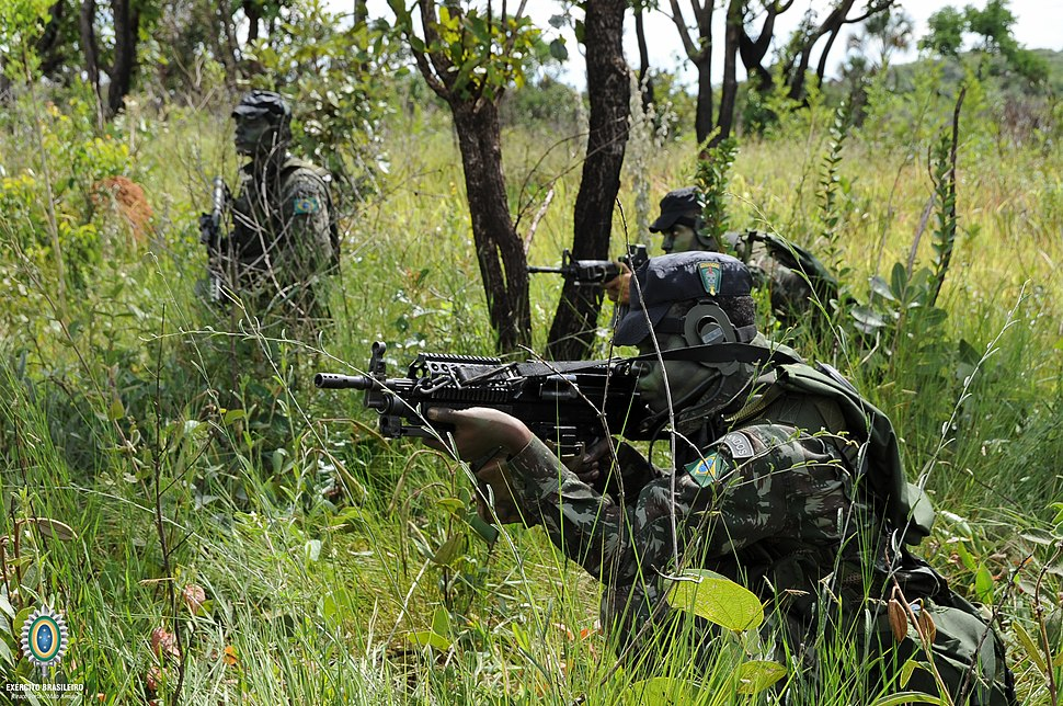 Forças especiais, Comandos (26646206631)