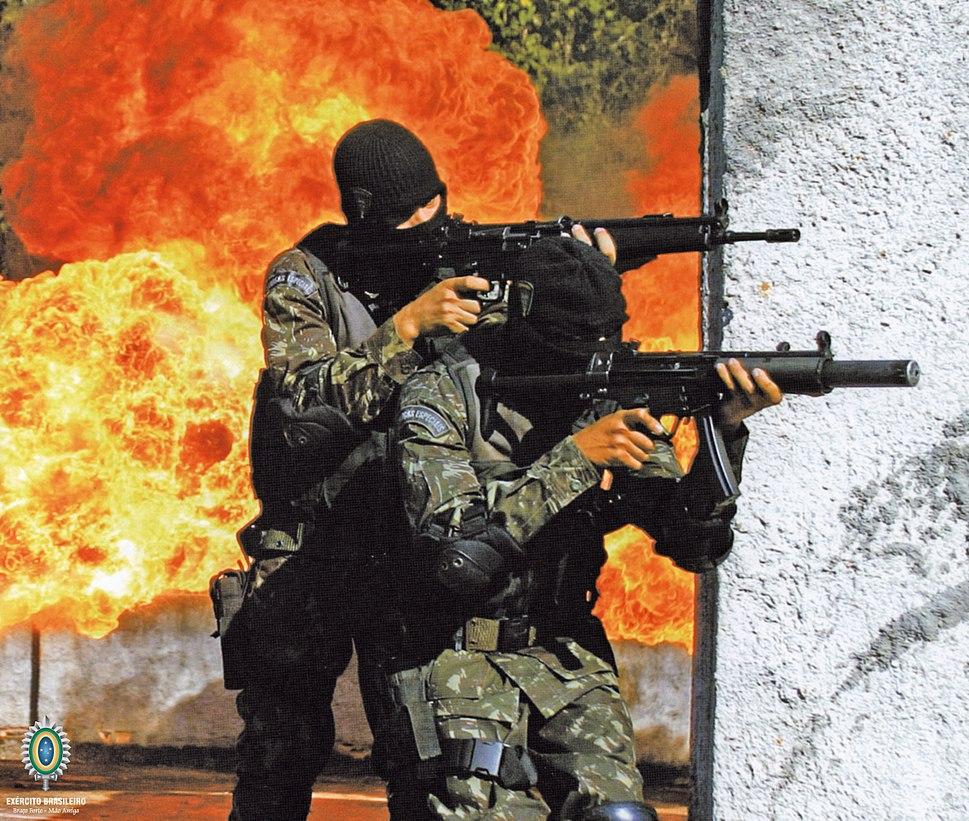 Forças especiais, Comandos (26712378835)