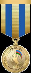 For the liberation of Kalbajar medal.png
