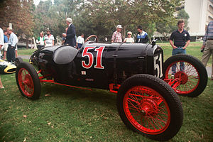 Rajo Motor and Manufacturing - A Rajo Ford Model T