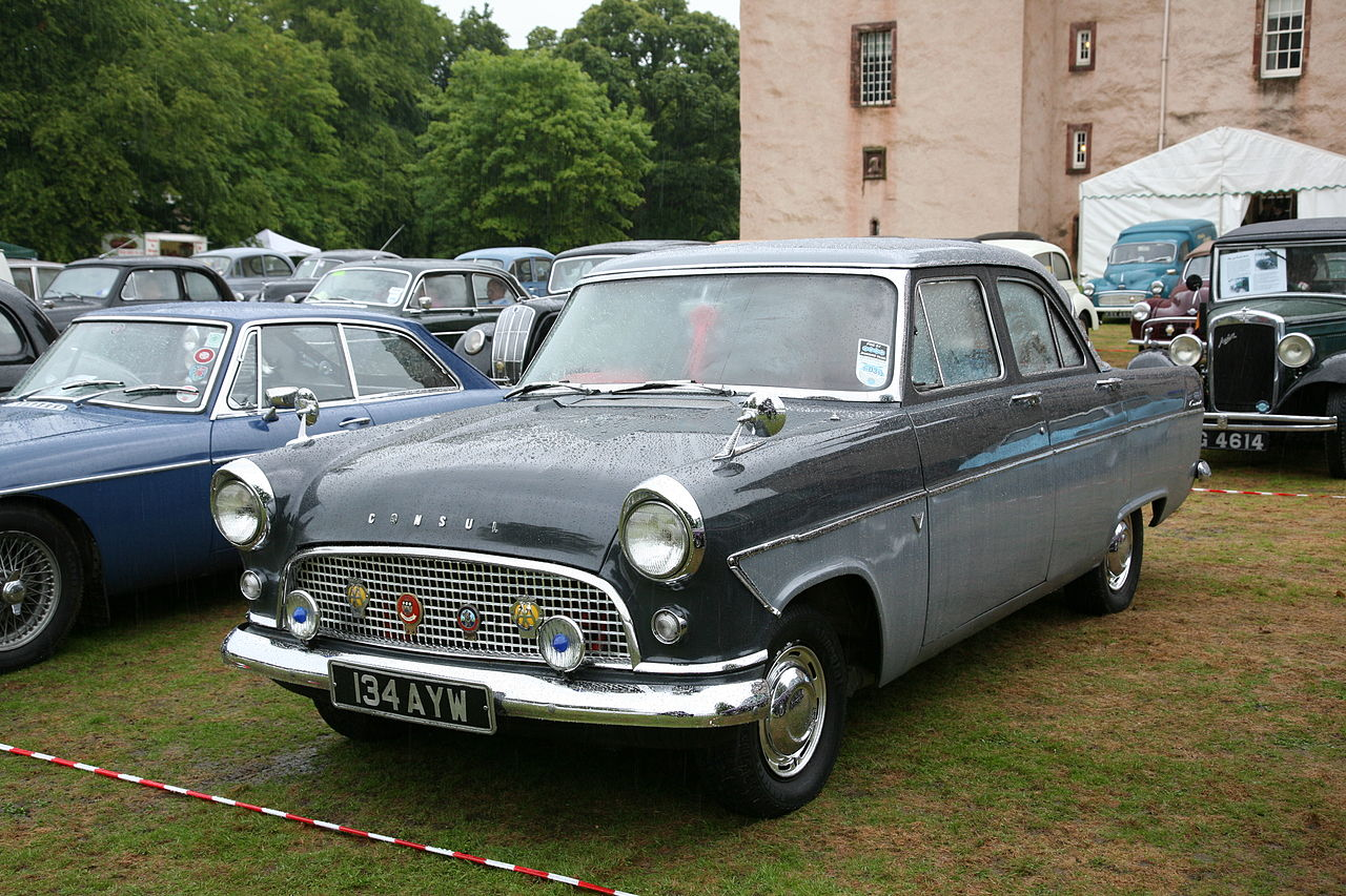 File ford consul mk wikimedia commons for Consul wikipedia