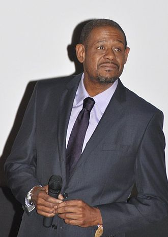 Forest Whitaker - Whitaker presenting the film My Own Love Song in Paris, 2010
