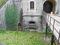 Fort de Côte-Lorette vue fossé.JPG