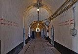 Fort van Liezele main corridor (DSCF0584).jpg