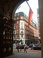Fortnum and Mason from Burlington House, London-geograph-1993934.jpg