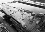 Forward flight deck of USS Saratoga (CV-3) on 14 May 1942.jpg